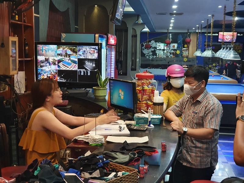 Đắk Lắk: Kiểm tra, xử lý các quán tập trung đông người - ảnh 8