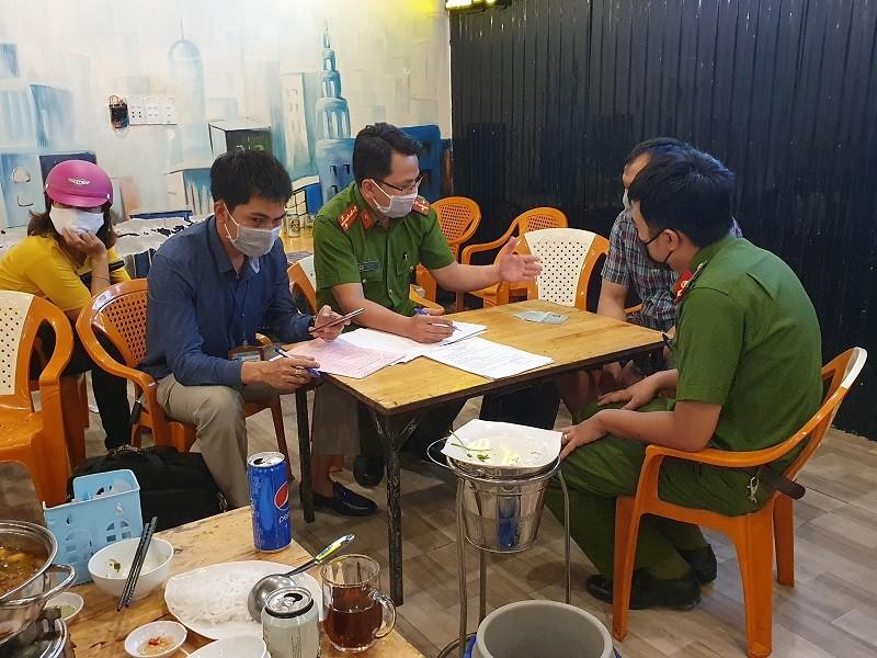 Đắk Lắk: Kiểm tra, xử lý các quán tập trung đông người - ảnh 7