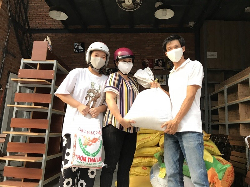Tây Nguyên có 'ATM gạo' đầu tiên cho người nghèo - ảnh 4