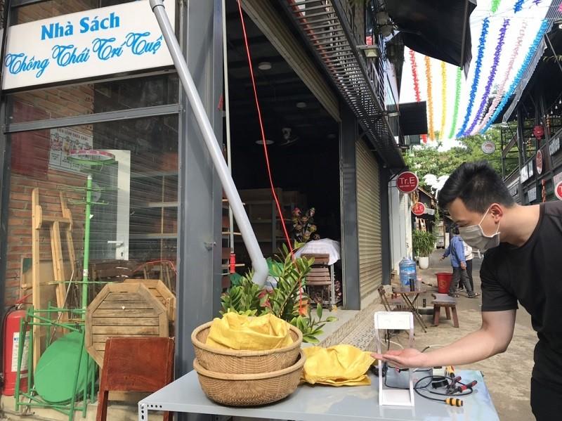 Tây Nguyên có 'ATM gạo' đầu tiên cho người nghèo - ảnh 3