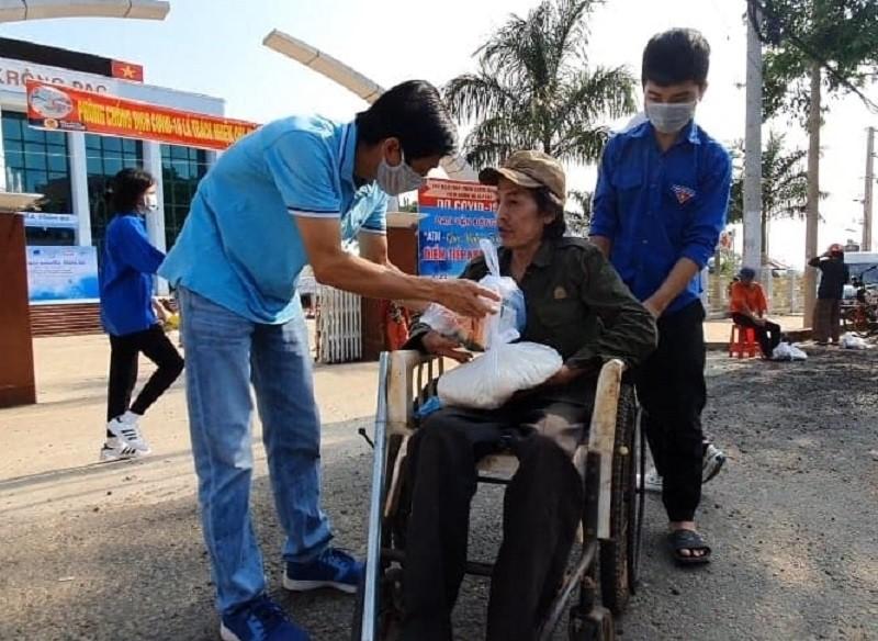 Đắk Lắk: Thêm một  ATM gạo nghĩa tình ở huyện Krông Pắk - ảnh 1