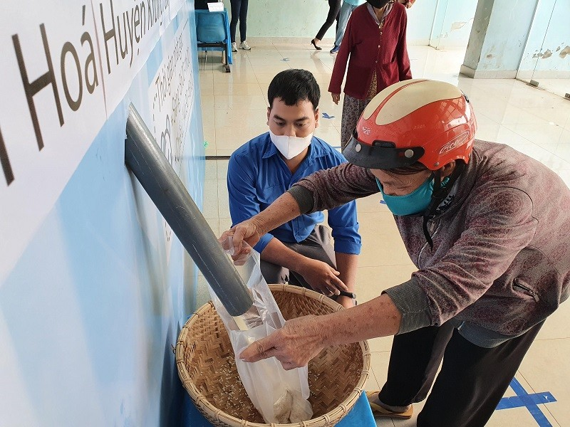 Đắk Lắk: Thêm một  ATM gạo nghĩa tình ở huyện Krông Pắk - ảnh 7