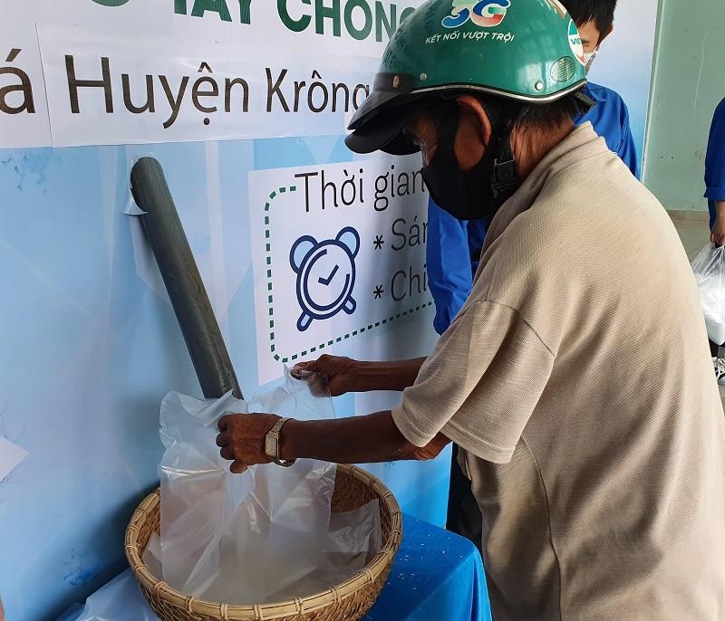 Đắk Lắk: Thêm một  ATM gạo nghĩa tình ở huyện Krông Pắk - ảnh 3