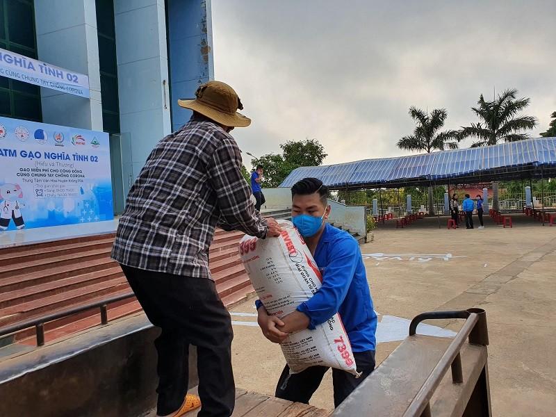 Đắk Lắk: Thêm một  ATM gạo nghĩa tình ở huyện Krông Pắk - ảnh 11
