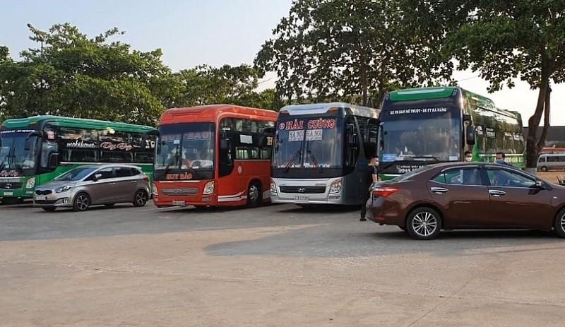 Những phương tiện vận chuyển tiếp tục bị tạm dừng ở Đắk Lắk - ảnh 1