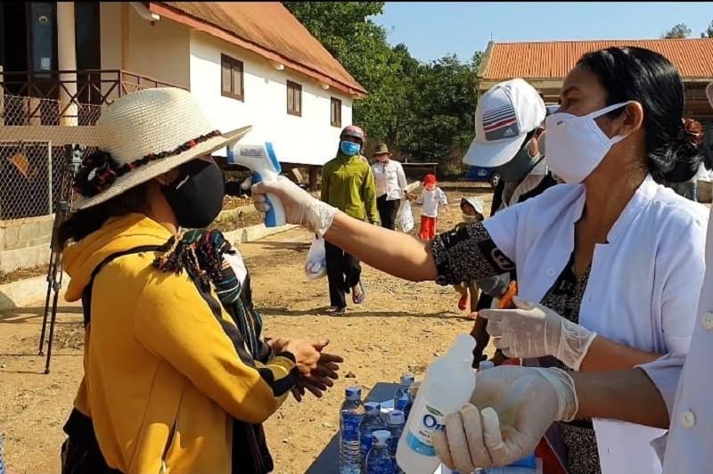 Hơn 120 tấn gạo đến tay người nghèo Đắk Lắk - ảnh 3
