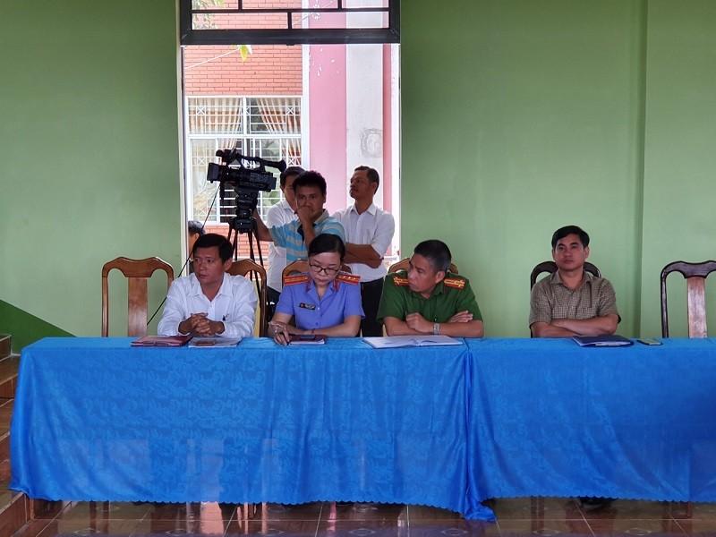 Xin lỗi hai người bị kết án oan ở Đắk Nông - ảnh 3