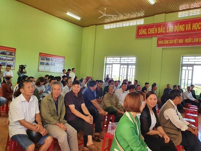 Xin lỗi hai người bị kết án oan ở Đắk Nông - ảnh 5