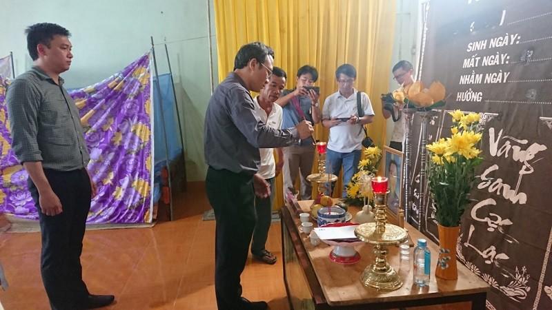 Tin cuối ngày vụ xe lao vào chợ ở Đắk Nông làm 5 người chết - ảnh 2