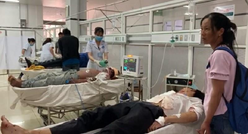 Vụ tai nạn giao thông 5 người chết ở Đắk Nông: Khởi tố vụ án - ảnh 2
