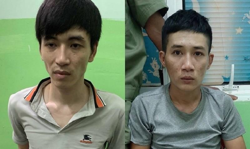Bắt 2 thanh niên đem ma túy vào nhà nghỉ - ảnh 1