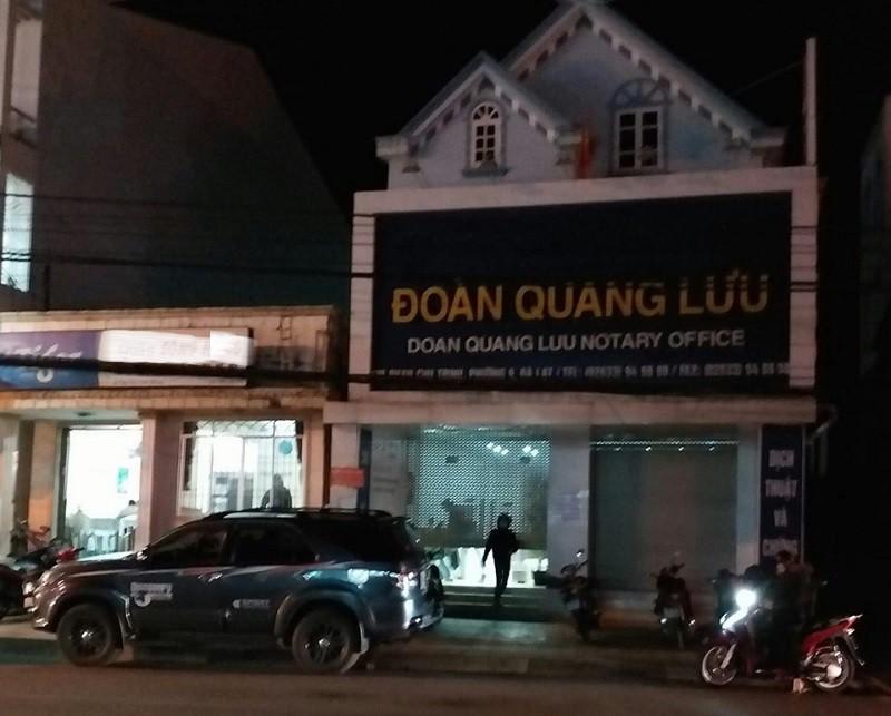 Kỷ luật giám đốc Sở Tư pháp Lâm Đồng - ảnh 1