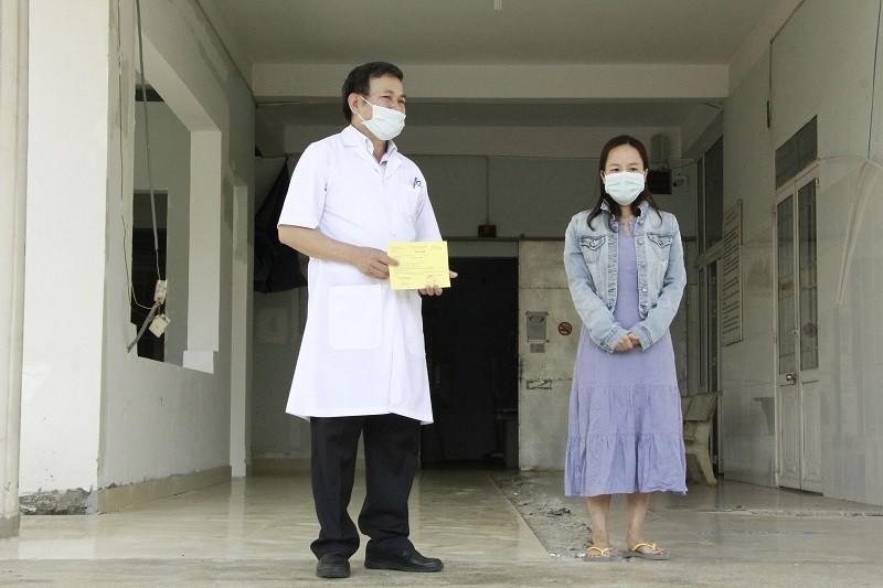 Đắk Lắk: Bệnh nhân COVID-19 số 601 được xuất viện - ảnh 1