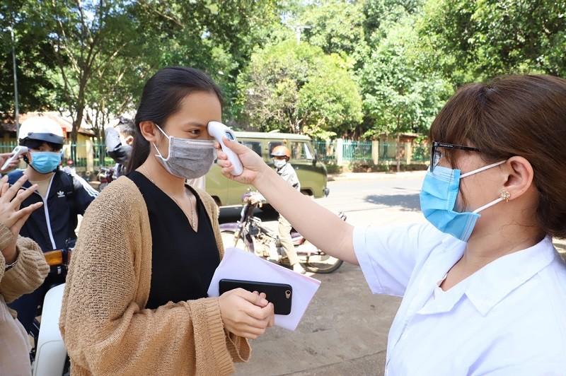 Hơn 5000 thí sinh ở Đắk Lắk bước vào kỳ thi THPT đợt 2  - ảnh 2