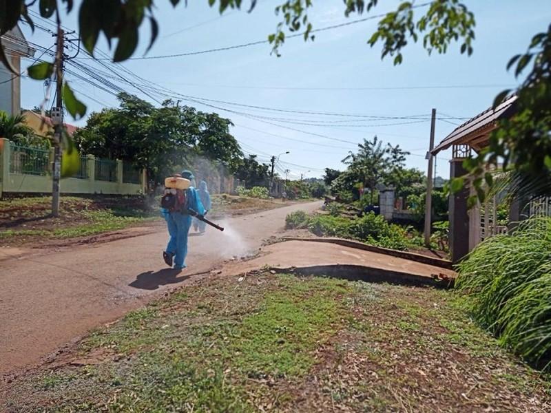 Thêm 1 ca bạch hầu ở Buôn Ma Thuột, Đắk Lắk chống dịch kép - ảnh 1