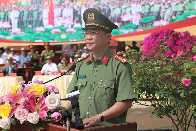Công an Đắk Nông mở đợt cao điểm tấn công tội phạm - ảnh 4