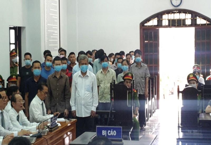 'Trùm' xăng giả Trịnh Sướng bị đề nghị đến 13 năm tù - ảnh 1