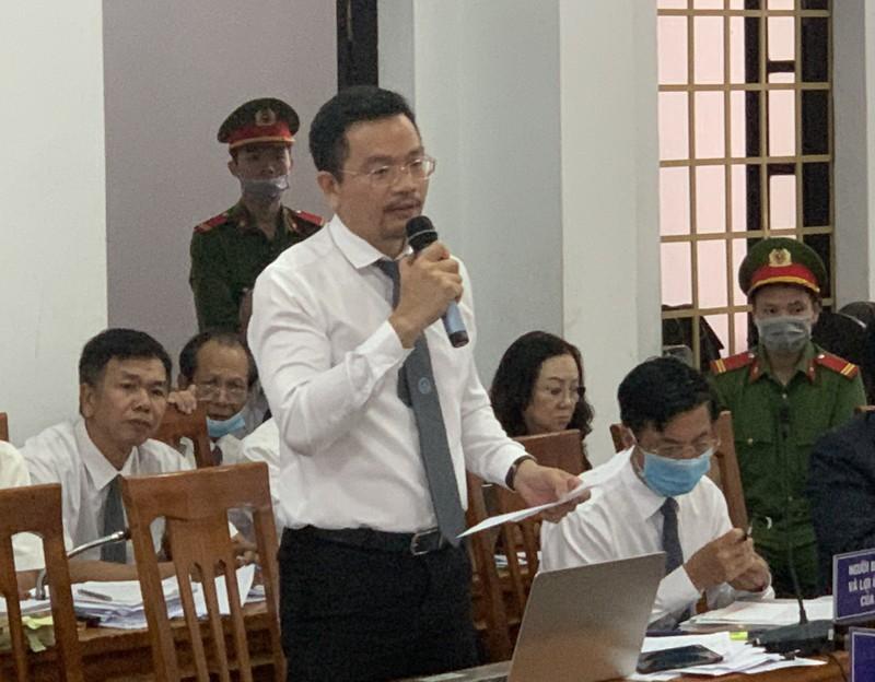 Vụ Trịnh Sướng: Bất ngờ rút truy tố gần 33 triệu lít dung môi - ảnh 1