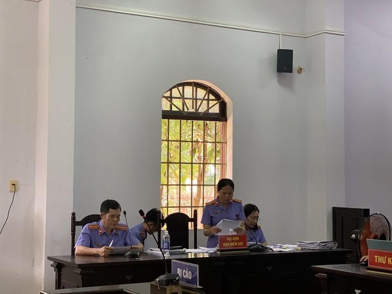 Vụ xăng giả Trịnh Sướng: Thay đổi đề nghị mức án nhiều bị cáo - ảnh 1