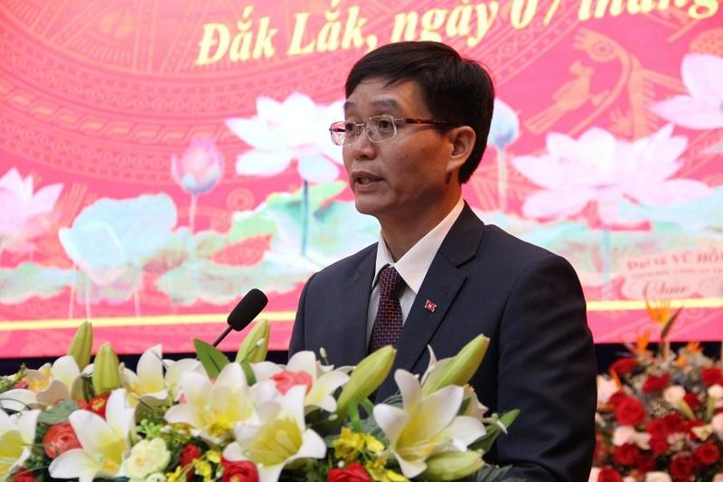 Chủ tịch tỉnh Đắk Nông làm Bí thư tỉnh Đắk Lắk - ảnh 1