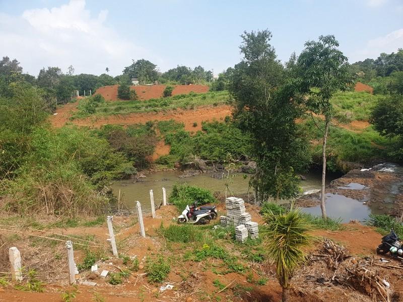 Đắk Nông: Rầm rộ san đồi, mở đường trái phép - ảnh 2