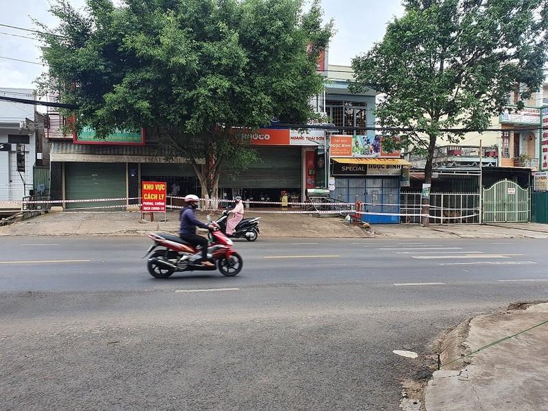 Đắk Lắk: TP Buôn Ma Thuột và huyện Cư Kuin áp dụng Chỉ thị 16 - ảnh 1