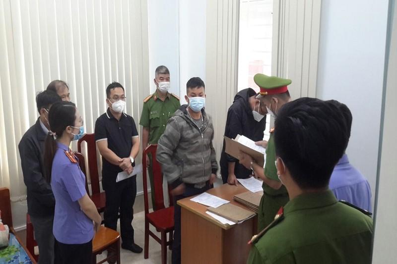 Đắk Nông: Loạt cán bộ bị bắt vì liên quan đến đất đai - ảnh 1