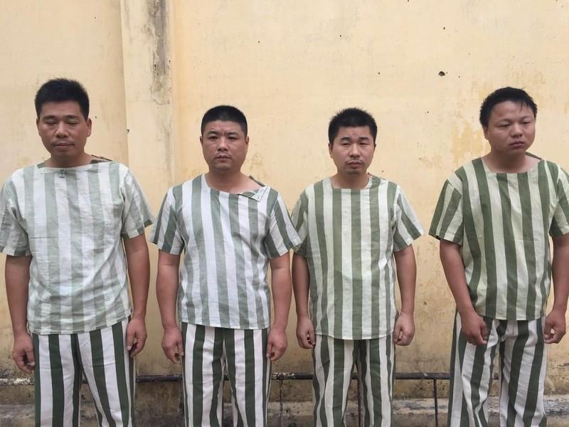 Khởi tố 14 người Trung Quốc tổ chức đánh bạc trong công ty - ảnh 1