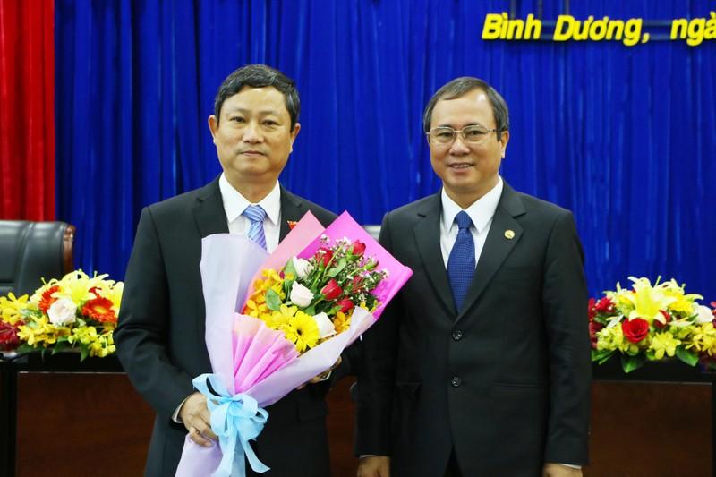 Bí thư Thủ Dầu Một làm chủ tịch HĐND tỉnh Bình Dương - ảnh 1