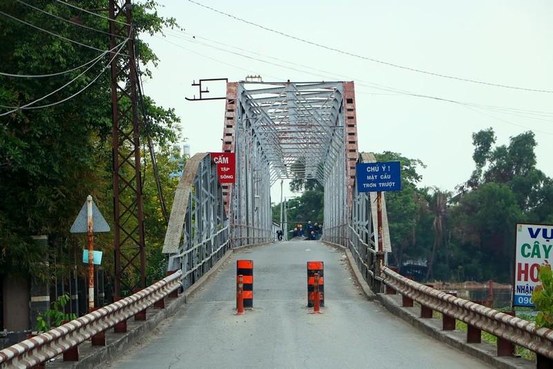 Người dân tiếc nuối khi cây cầu hơn 100 năm tuổi bị tháo dỡ - ảnh 6