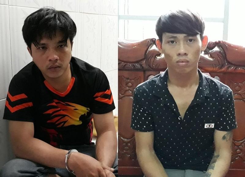 Bình Dương: Ập vào nhà bắt 2 người nghiện giấu ma túy - ảnh 1