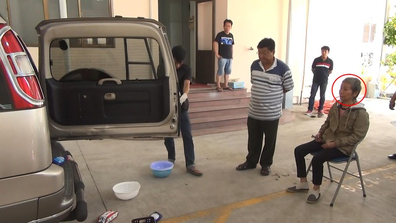 Vụ 2 xác người trong bê tông: Bên trong chiếc xe ô tô có gì? - ảnh 5