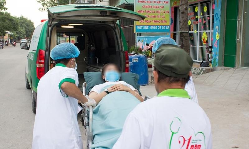 Bình Dương: Cứu sống người phụ nữ vỡ thai ngoài tử cung - ảnh 1