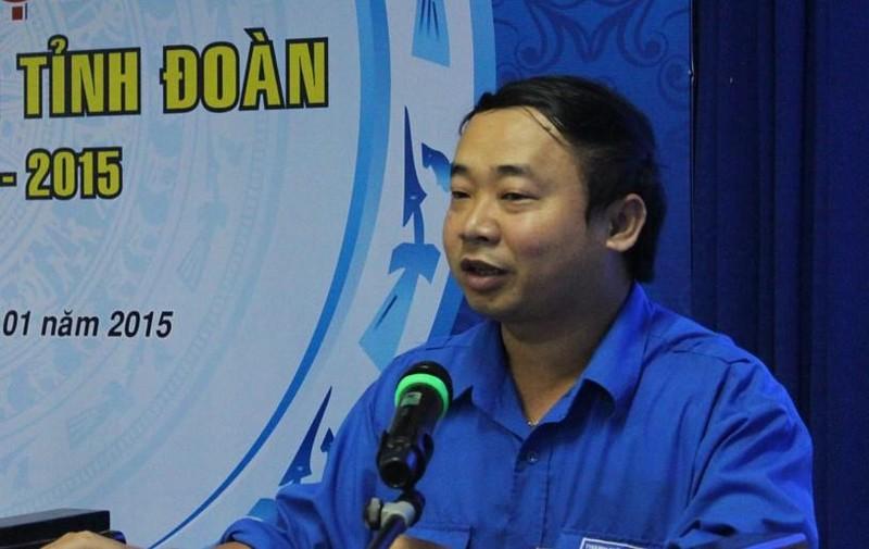 Cựu phó bí thư tỉnh đoàn tham ô gần 600 triệu đồng - ảnh 1