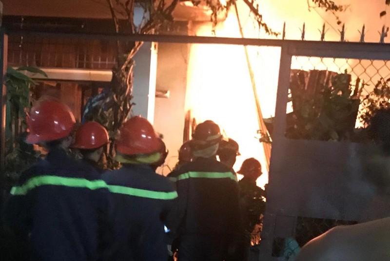 Bình Dương: Hai vụ cháy ở trong buổi sáng 15-8 - ảnh 4