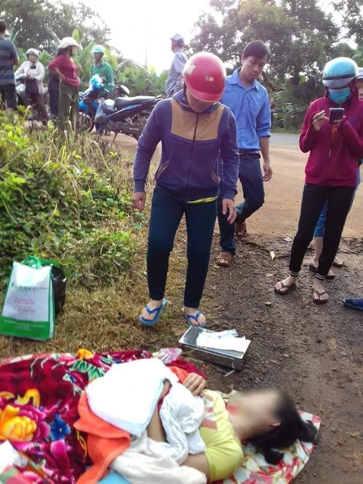 Phẫn nộ: Sản phụ sắp sinh bị tài xế bỏ rơi giữa đường - ảnh 2