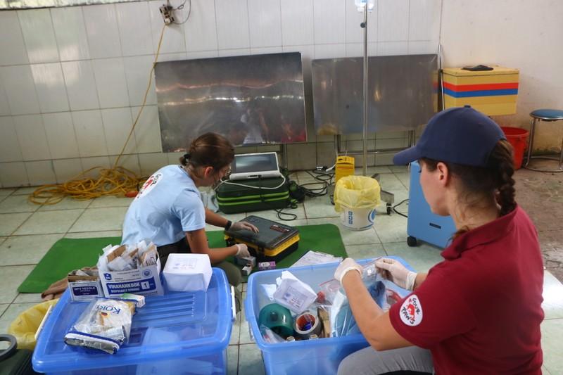 Cứu hộ bảy cá thể gấu bị nuôi nhốt ở Bình Dương, Đồng Nai - ảnh 3