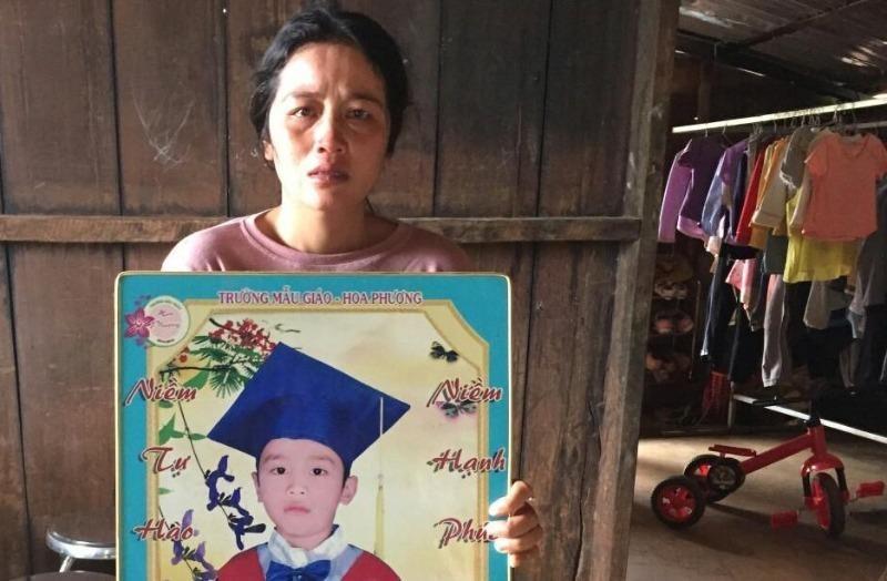 Bình Phước: Bé trai mất tích nghi bị nước cuốn trôi - ảnh 2