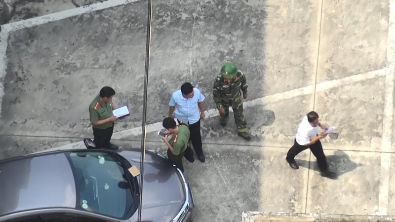 Công an thông tin vụ nổ tại Cục Thuế tỉnh Bình Dương - ảnh 5