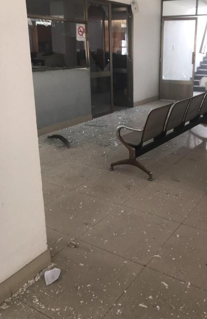 Sau vụ nổ, Cục Thuế Bình Dương hoạt động trở lại bình thường - ảnh 8