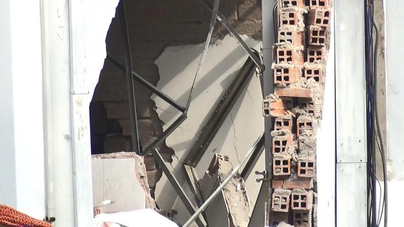 Sau vụ nổ, Cục Thuế Bình Dương hoạt động trở lại bình thường - ảnh 4