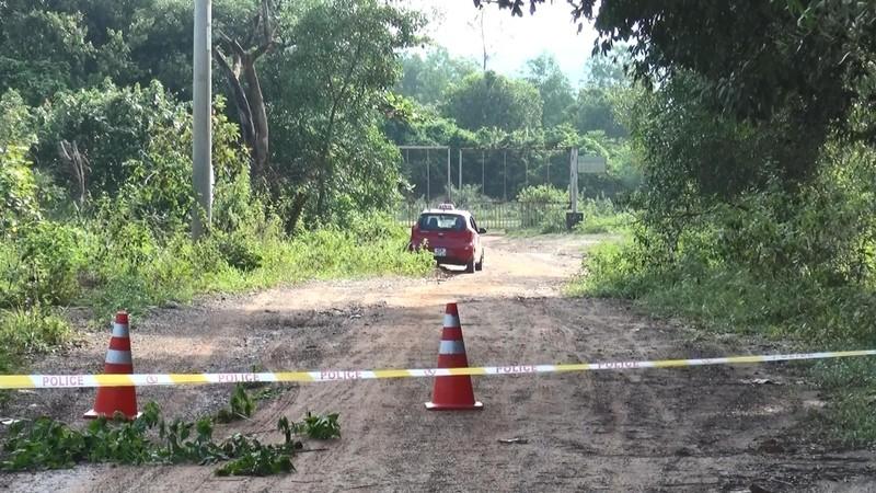 2 kẻ tấn công tài xế taxi cướp tài sản ở Bình Dương đã đầu thú - ảnh 2