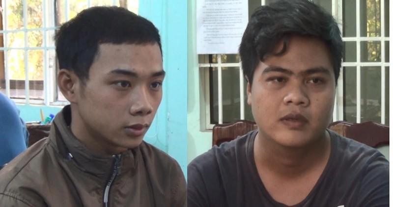 2 kẻ tấn công tài xế taxi cướp tài sản ở Bình Dương đã đầu thú - ảnh 1