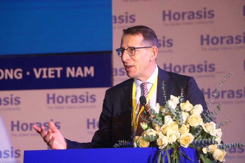 Phó Thủ tướng Vương Đình Huệ khai mạc Horasis 2019 Bình Dương - ảnh 2