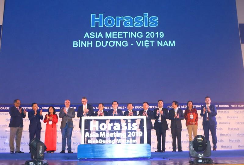 Phó Thủ tướng Vương Đình Huệ khai mạc Horasis 2019 Bình Dương - ảnh 3