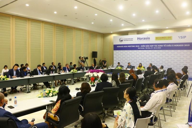 Phó Thủ tướng Vương Đình Huệ khai mạc Horasis 2019 Bình Dương - ảnh 5