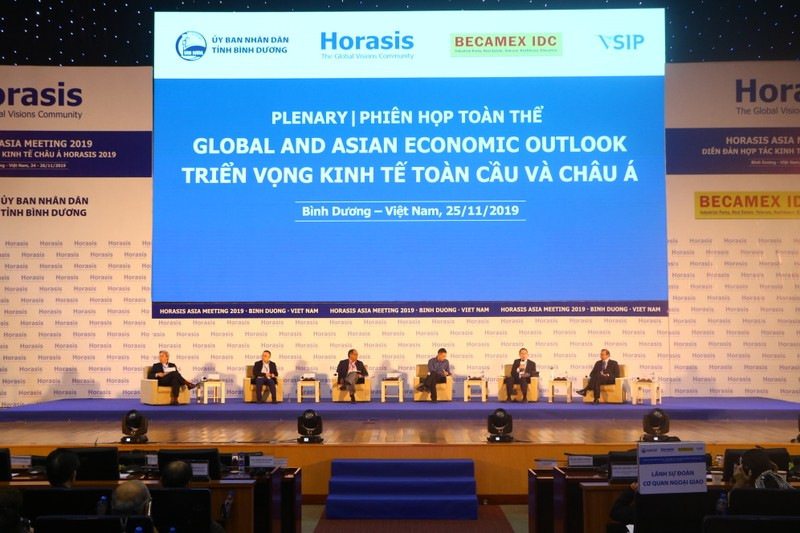 Phó Thủ tướng Vương Đình Huệ khai mạc Horasis 2019 Bình Dương - ảnh 6