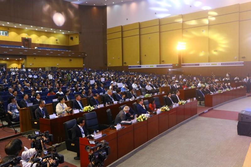 Phó Thủ tướng Vương Đình Huệ khai mạc Horasis 2019 Bình Dương - ảnh 4