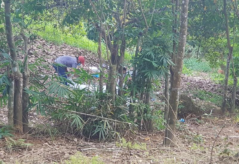 Vụ bộ xương không đầu ở Bình Phước: Xác định được danh tính - ảnh 1