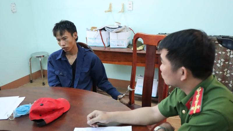 Trộm xe ở Bình Phước bị tóm gọn khi đang tẩu thoát - ảnh 1